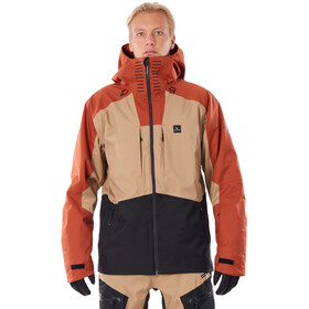 Rip Curl Freeride Search Snow Jacket Men arabian spice